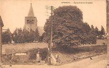 BR55566 Eglise et ancien cimetiere Sprimont belgium