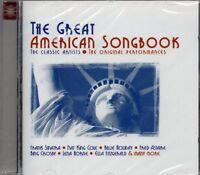 The Great American Songbook CD (Nat King Cole/Lena Horne/Doris Day/Glenn Miller)