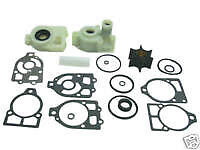 Water Pump Complete Kit w/ Housings Mercruiser Pre Alpha Outdrive Sterndrive