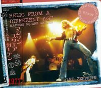 LED ZEPPELIN / RELIC FROM A DIFFERENT AGE 3CD MADISON SQUARE NY June 10, 1977