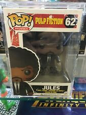 Pulp Fiction - Jules Pop! Vinyl Rare and Vaulted with Pop Protector Case