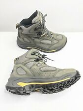Vasque Womens US 8 Wide EUR 38.5 Taupe Waterproof XCR Hiking Boots (7463)