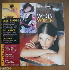 WHOA ! WOMEN ! - CD Allegato alla rivista  TRIBE VOL. 38 - ANNO 2001 -