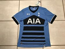 NWT UNDER ARMOUR Tottenham Hotspur 2015/2016 Away Soccer Jersey Men's XL