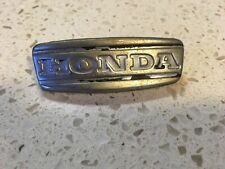 Genuine OEM HONDA Baby Dream CA95 CA160 Front Forks Badge Emblem Touring 150 ?