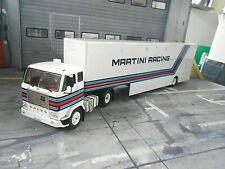 Volvo f88 f 88 lalfa Roma fórmula 1 formula one martini racing camión camión Ixo 1:43