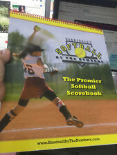 Barksdale softball By The Numbers -premiere softball score book