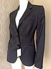 Paul Smith Catwalk Collection Black Water Repellent Zip up Jacket Size UK 8-10