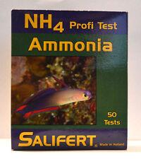 Salifert Ammonia Profi Test Kit NH4 Freshwater