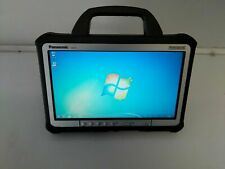 Panasonic CF-D1 Toughbook Great for Diagnostics Stylus All Covers Charger Xentry