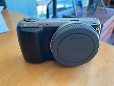 Sony Alpha NEX-C3 16.2MP Digital Camera - Black (Body Only) - READ DESCRIPTION!