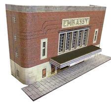 Kingsway, 00 scale, Embassy Cinema, Petts Wood,  Kit build service.