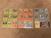 2021 McDonald's Pokemon 25th Anniversary Card Complete Set! Non Holo + NEW PACK!