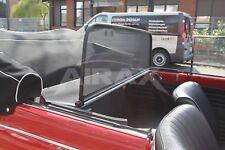 AIRAX Windschott für VW Käfer 1302 1303 mit Schnellverschluss in schwarz