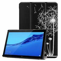 Couverture Huawei Mediapad T5 10 Housse Étui Protecteur Livre Coque Honor Pad 5