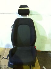 SEAT IBIZA 2011 REAR BACK FRONT DRIVER PASSENGER LEFT RIGHT COMPLETE SEATS SET