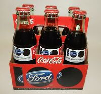Coca-Cola Ford Motor Co. 100 Year Anniversary 6-Pack of 8oz. Bottles