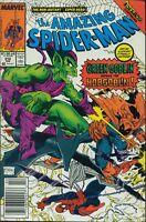 The Amazing Spider-Man # 312 NEWSSTAND VARIANT VERY FINE FEB 1989 ITEM: 16153