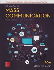 NEW 3 Days US Introduction to Mass Communication 10E Stanley Baran 10th Edition