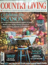 Country Living Magazine November 11/2018 Celebrate the SEASON