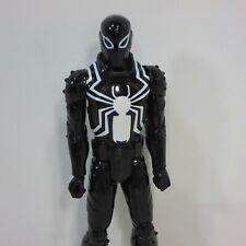 "Marvel Titan Hero Spiderman - 12"" AGENT VENOM Action Figure Hasbro"