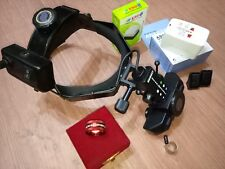 Binocular Led Indirect Ophthalmoscope 20 D Lens With Carry Bag Medical Science