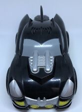 2007 Mattel Shake n Go Racer Talking Batman Batmobile Toy Vehicle DC Comics