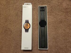 Samsung Galaxy Watch 4 Black Galaxy Watch4 44mm Bluetooth Smartwatch