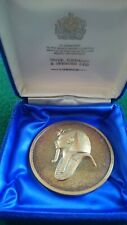More details for 50th anniversary of the discovery of the tomb of tutankhamun commemorative medal