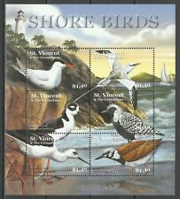 St Vincent & Grenadines Oiseaux Sternes Phaeton Terns Birds Vogel ** 2001 15€