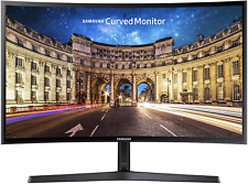 "Samsung Monitor C27F396 Curvo da 27"", Pannello VA, Full HD 1,920 x 1,080 pixel,"