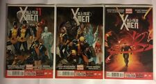 ALL NEW X-MEN Issue 1 2 3 NM Marvel NOW! 1st Print HOT!