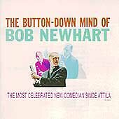 Newhart, Bob : Button Down Mind of Bob Newhart CD