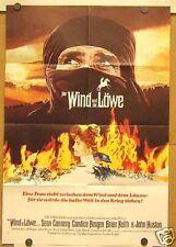 WIND UND DER LÖWE (Plakat '76) - SEAN CONNERY