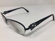 21c9a7e5c6 Vogue Eyeglass Frames VO3881-B 938 Black Half Rim 53-17-135mm Full