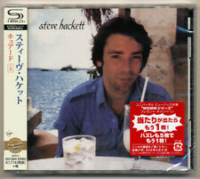 Steve Hackett - Cured + 3 Bonus Tr. / Japan SHM CD / Genesis / Prog Rock / NEW!
