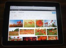 "Débloqué Apple iPad 1 Wi-Fi + 3G 64 Go 9.7"""
