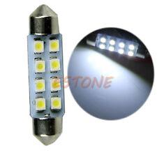 41mm 8 LED 3528 Super Bright Car Interior Light Festoon Dome Map Lamp Roof Bulb