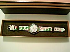 Juicy Couture Wristwatch Boxed