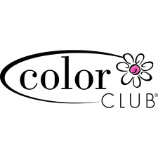CLEARANCE SALE - Color Club Classic Logo - Sheer Creme Glitter Nail Polish 15ml