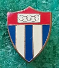AMERICAN OLYMPICS COMMITTEE  - OLD PIN BADGE