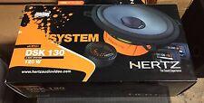 """Hertz Dieci DSK 130 2-Way 5"""" 120 Watts Car Speakers,SQ,NOS,NIB,DSK130"""