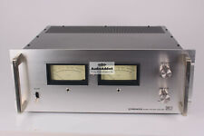 Pioneer SPEC 2 Endstufe power amplifier 220V - serviced - one VU not working