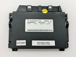 OEM 03-09 Mercedes-Benz W211 E350 4Matic Transmission Computer Control Module