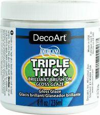 Triple Thick Brilliant Brush-On Gloss Glaze 8oz -Tg01-36
