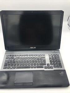 ASUS ROG G75VW (i7-3610QM upto 3.30GHz + 16GB Ram) **READ DESCRIPTION**