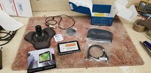Magellan Maestro 4700 Automotive GPS Unit Voice Commands Bluetooth Capable