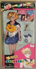 "Sailor Moon S Sailor Uranus Figures Dolls 10.4"" 26.5cm Bandai 1994 Very Rare"