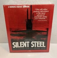 Silent Steel Big Box PC CDROM Vintage 1995 Tsunami Media - New with Box Defect