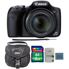 Canon PowerShot SX530 HS Digital Camera with 8GB Memory Card and Camera Case